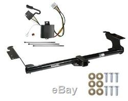 Trailer Tow Hitch For 05-10 Honda Odyssey All Styles with Wiring Harness Kit