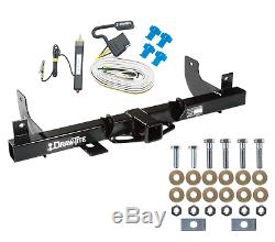 Trailer Tow Hitch For 06-08 Ford F-150 Lincoln Mark LT with Wiring Harness Kit