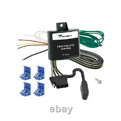 Trailer Tow Hitch For 06-10 Ford Explorer 08-10 Mercury Mountaineer withWiring Kit