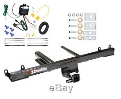 Trailer Tow Hitch For 06-11 Mercedes-Benz ML320 350 450 500 550 with Wiring Kit