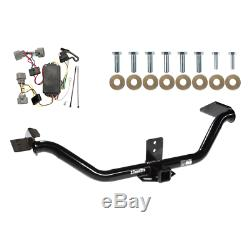 Trailer Tow Hitch For 06-14 Honda Ridgeline All Styles with Wiring Harness Kit
