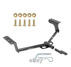 Trailer Tow Hitch For 06-18 Toyota RAV4 All Styles Receiver with Draw Bar Kit