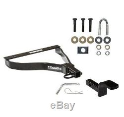 Trailer Tow Hitch For 07-08 Honda Fit 1-1/4 Towing Receiver with Draw Bar Kit