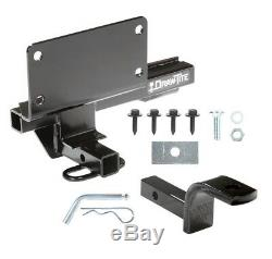 Trailer Tow Hitch For 07-08 Infiniti G35 09-13 G37 Receiver with Draw Bar Kit