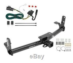 Trailer Tow Hitch For 07-09 Chevy Equinox Pontiac Torrent with Wiring Harness Kit