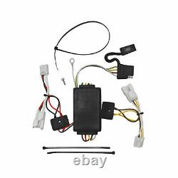 Trailer Tow Hitch For 07-09 Hyundai Santa Fe with Wiring Harness Kit
