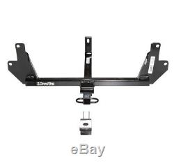 Trailer Tow Hitch For 07-11 BMW 328i 07-08 328xi 1-1/4 Receiver with Draw Bar Kit