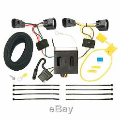 Trailer Tow Hitch For 07-11 Dodge Nitro with Wiring Harness Kit