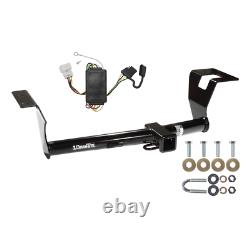 Trailer Tow Hitch For 07-11 Honda CR-V All Styles Receiver & Wiring Harness Kit