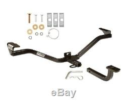 Trailer Tow Hitch For 07-11 Suzuki SX4 Crossover 1-1/4 Receiver with Draw Bar Kit