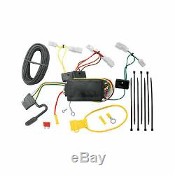 Trailer Tow Hitch For 07-14 Toyota FJ Cruiser with Wiring Harness Kit