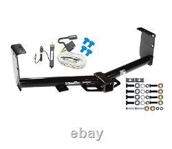 Trailer Tow Hitch For 07-19 Toyota Tundra with Wiring Harness Kit