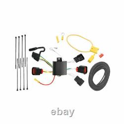 Trailer Tow Hitch For 08-10 Dodge Avenger with Wiring Harness Kit