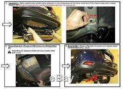 Trailer Tow Hitch For 08-19 Impreza Wagon 13-15 XV Crosstrek with Draw Bar Kit