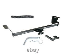 Trailer Tow Hitch For 08-20 Dodge Grand Caravan 1-1/4 Receiver with Draw Bar Kit