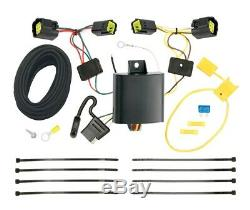 Trailer Tow Hitch For 10-13 Ford Transit Connect with Wiring Harness Kit