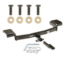 Trailer Tow Hitch For 10-15 Hyundai Tucson 11-16 KIA Sportage with Draw Bar Kit