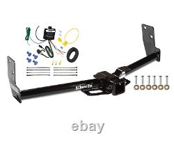 Trailer Tow Hitch For 10-16 Cadillac SRX All Styles with Wiring Harness Kit