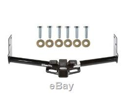Trailer Tow Hitch For 10-16 Cadillac SRX with Factory Tow Package with Wiring Kit