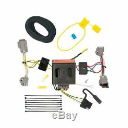 Trailer Tow Hitch For 10-17 Volvo XC60 All Styles Receiver with Wiring Harness Kit