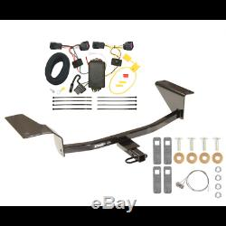 Trailer Tow Hitch For 11-16 Chevy Cruze with Wiring Harness Kit