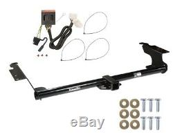 Trailer Tow Hitch For 11-17 Honda Odyssey All Styles with Wiring Harness Kit