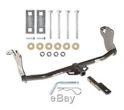 Trailer Tow Hitch For 11-19 Mitsubishi Outlander Sport 11-18 RVR with Draw Bar Kit
