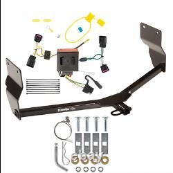 Trailer Tow Hitch For 13-16 Dodge Dart with Wiring Harness Kit