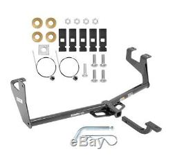 Trailer Tow Hitch For 13-19 Buick Encore Chevy Trax Receiver with Draw Bar Kit