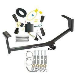 Trailer Tow Hitch For 13-20 Ford Fusion Except Sport with Wiring Harness Kit