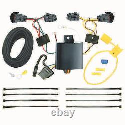 Trailer Tow Hitch For 14-15 KIA Sorento with I4 Engine with Wiring Harness Kit