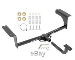 Trailer Tow Hitch For 14-17 Mazda 6 Sedan 1-1/4 Receiver with Draw Bar Kit