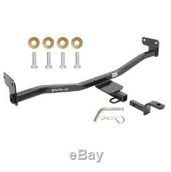 Trailer Tow Hitch For 14-18 Kia Soul 1-1/4 Towing Receiver with Draw Bar Kit