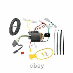 Trailer Tow Hitch For 14-19 Toyota Corolla Exc. Hatchback with Wiring Harness Kit