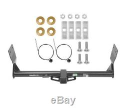 Trailer Tow Hitch For 15-18 Ford Edge Titanium Model Only with Wiring Harness Kit
