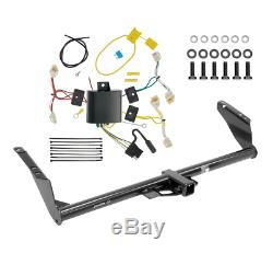 Trailer Tow Hitch For 15-20 Toyota Sienna Except SE with Wiring Harness Kit