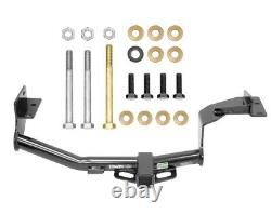 Trailer Tow Hitch For 16-19 KIA Sorento with V6 Engine with Wiring Kit & 1-7/8 Ball