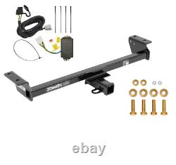 Trailer Tow Hitch For 16-19 Lexus RX350 16-20 RX450h Receiver with Wiring Kit