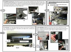 Trailer Tow Hitch For 17-19 VW Golf Alltrack 15-19 Sportwagen with Draw Bar Kit