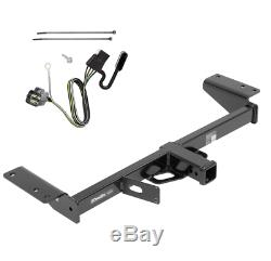 Trailer Tow Hitch For 17-20 Cadillac XT5 Except Platinum with Wiring Harness Kit