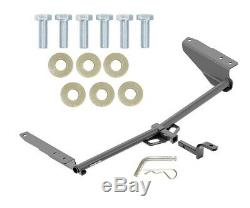 Trailer Tow Hitch For 18-19 Honda Odyssey All Styles Receiver with Draw Bar Kit