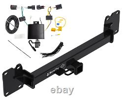 Trailer Tow Hitch For 18-19 Land Rover Range Rover Velar with Wiring Harness Kit