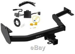 Trailer Tow Hitch For 2020 Hyundai Palisade KIA Telluride with Wiring Harness Kit