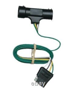 Trailer Tow Hitch For 73-74 Chevy Blazer 75-84 K5 73-84 GMC Jimmy with Wiring Kit