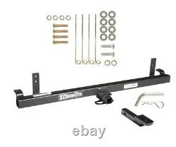 Trailer Tow Hitch For 87-95 Jeep Wrangler YJ 1-1/4 Receiver with Draw-Bar Kit