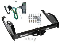 Trailer Tow Hitch For 88-00 GMC C/K 1500 2500 3500 Pickup with Wiring Harness Kit