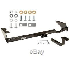 Trailer Tow Hitch For 90-93 Honda Accord Sedan 1-1/4 Receiver with Draw-Bar Kit