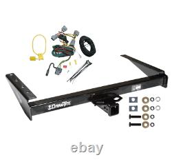 Trailer Tow Hitch For 94-98 Jeep Grand Cherokee ZJ with Wiring Harness Kit
