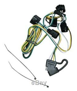 Trailer Tow Hitch For 95-02 Dodge Ram 1500 2500 3500 with Wiring Harness Kit