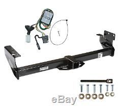 Trailer Tow Hitch For 96-99 Acura SLX 92-02 Isuzu Trooper with Wiring Harness Kit